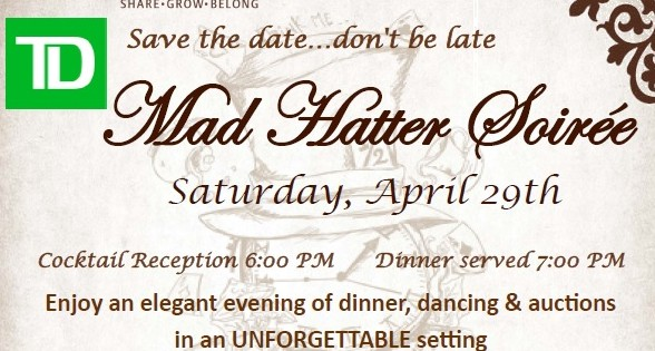 Mad Hatter Soiree