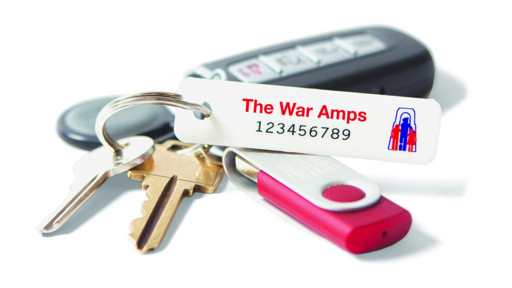 The War Amps 1029 Key Tags Are On Their Way - Star 98 3