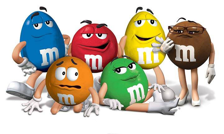 The New M&M Flavours Will Take You Around The World! - Star 98.3